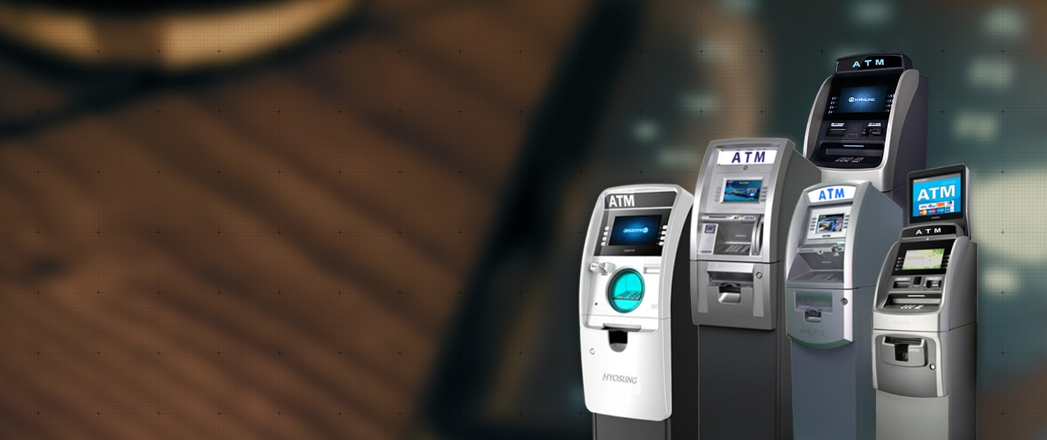 Connect ATM | Buy ATM Machines | Start ATM Business